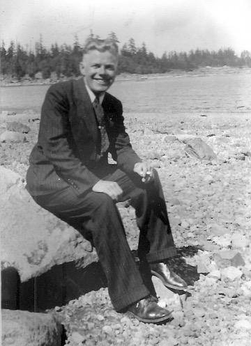 Dad 1937